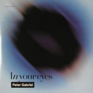 Peter Gabriel In Your Eyes album cover