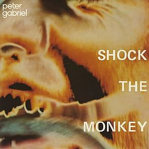 Shock The Monkey by GABRIEL, PETER album cover
