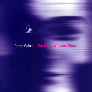 Peter Gabriel The Barry Williams Show album cover