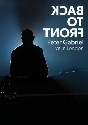 Back to Front: Live in London by GABRIEL, PETER album cover