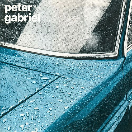 Peter Gabriel - Peter Gabriel 1 [Aka: Car] CD (album) cover
