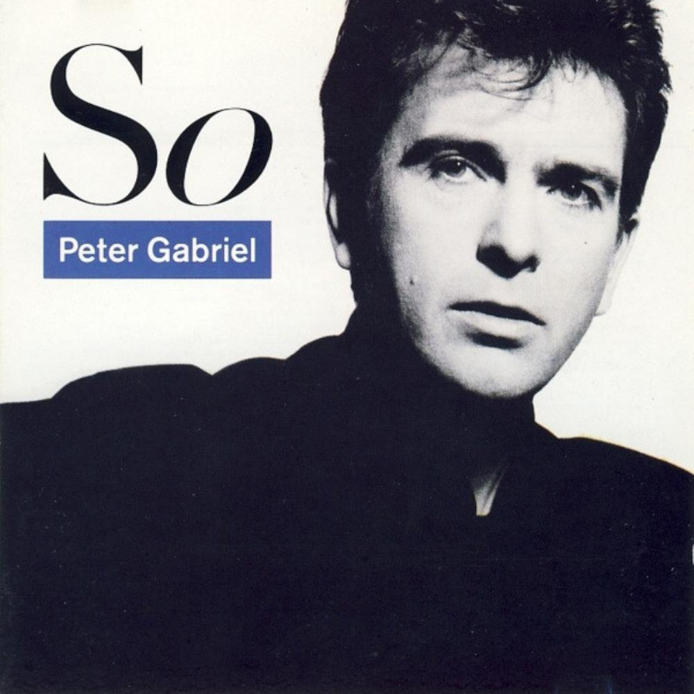 So by GABRIEL, PETER album cover