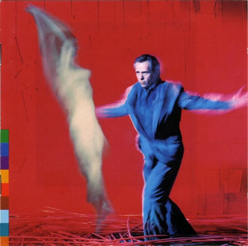 Peter Gabriel - Us CD (album) cover