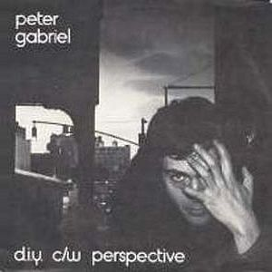 Peter Gabriel D.I.Y. album cover