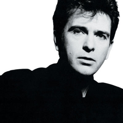 Peter Gabriel - So CD (album) cover