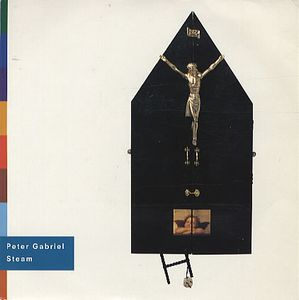 Peter Gabriel Steam album cover