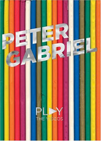 Peter Gabriel - Play: The Videos CD (album) cover