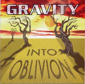 Into Oblivion by GRAVITY album cover