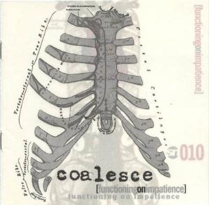Functioning on Impatience by COALESCE album cover