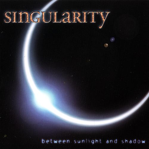 Singularity - Between Sunlight And Shadow  CD (album) cover