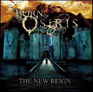 Born Of Osiris The New Reign album cover