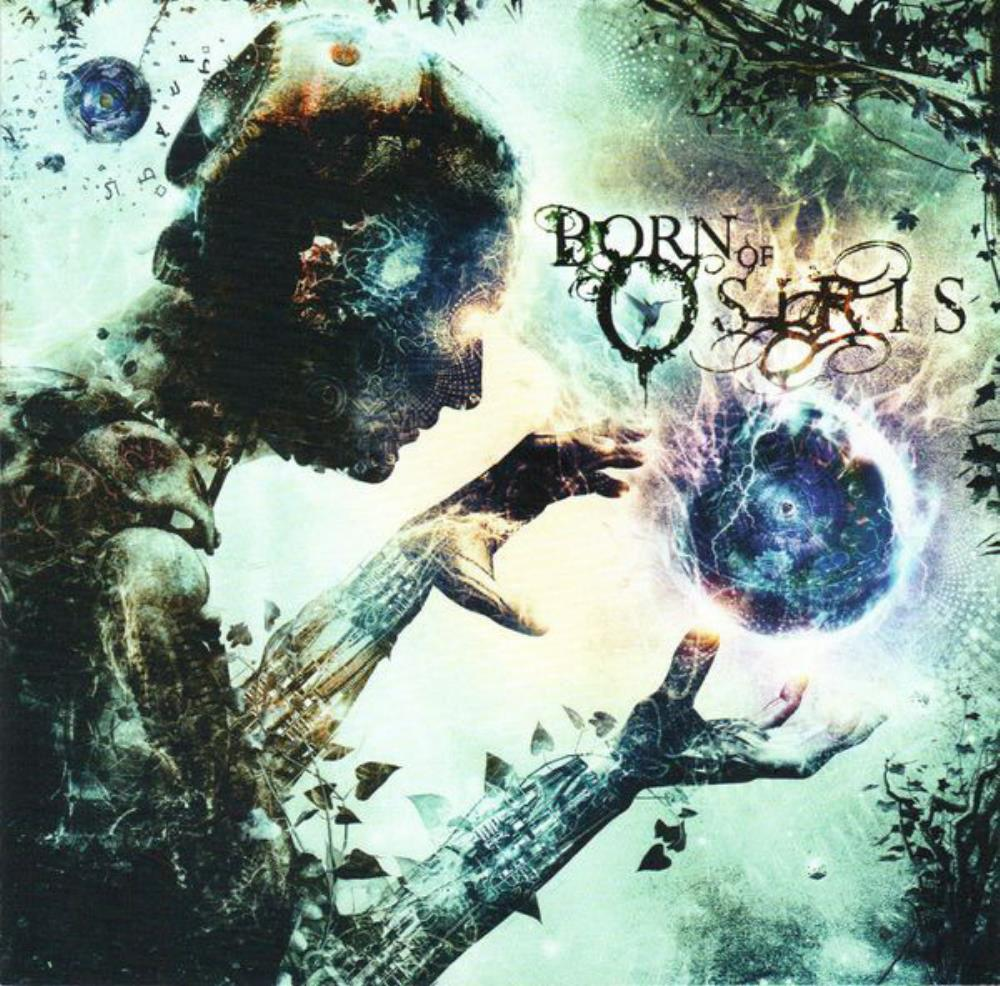 Born Of Osiris Tomorrow We Die Alive album cover