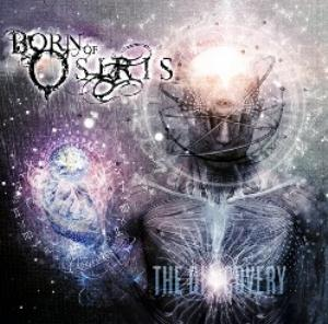 Born Of Osiris - The Discovery CD (album) cover