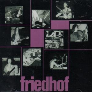 Friedhof  by FRIEDHOF album cover
