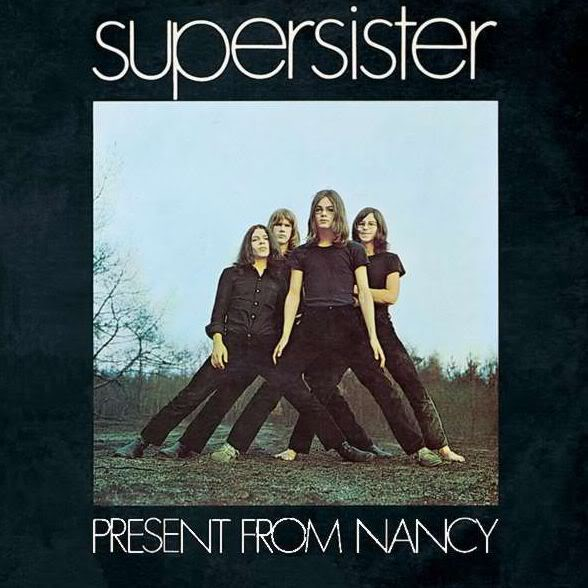 Supersister - Present From Nancy CD (album) cover