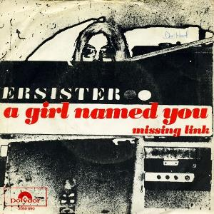 Supersister A Girl Named You album cover