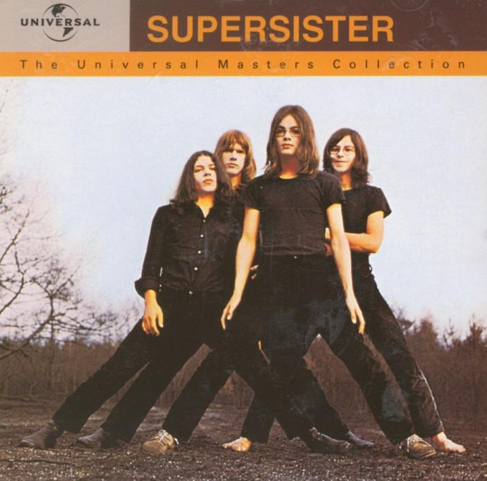 Supersister Universal Masters Collection  album cover