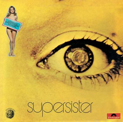 Supersister - To The Highest Bidder CD (album) cover