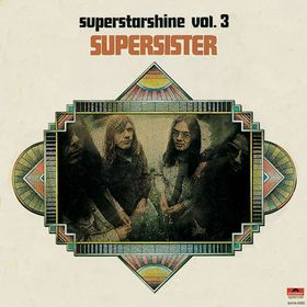Supersister - Superstarshine vol. 3 CD (album) cover