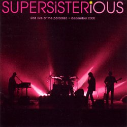 Supersister Supersisterious album cover