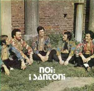 Noi by SANTONI, I album cover