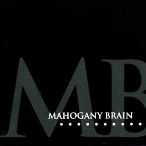 Mahogany Brain - With (Junk-Saucepan) When (Spoon-Trigger) CD (album) cover
