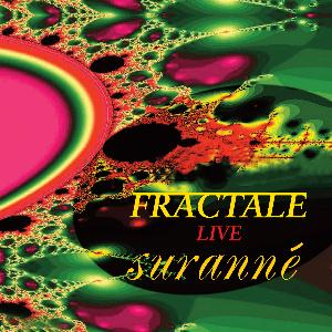 Fractale - Live Surann� CD (album) cover