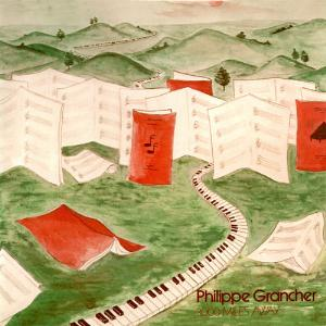 Philippe Grancher 3000 Miles Away album cover