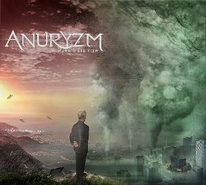 Worm's Eye View by ANURYZM album cover