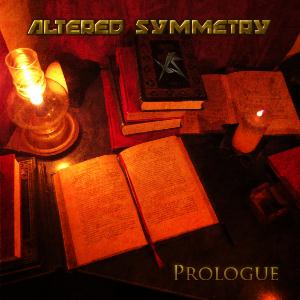 Altered Symmetry - Prologue CD (album) cover