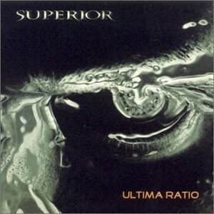 Superior - Ultima Ratio CD (album) cover