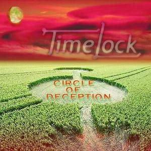 Circle of Deception  by TIMELOCK album cover