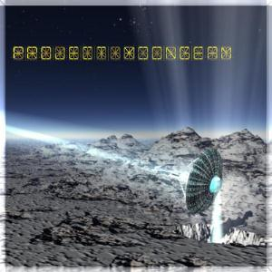 Project Moonbeam - Project Moonbeam CD (album) cover