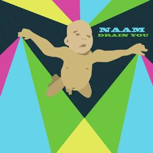 Naam Nirvana Covers EP album cover