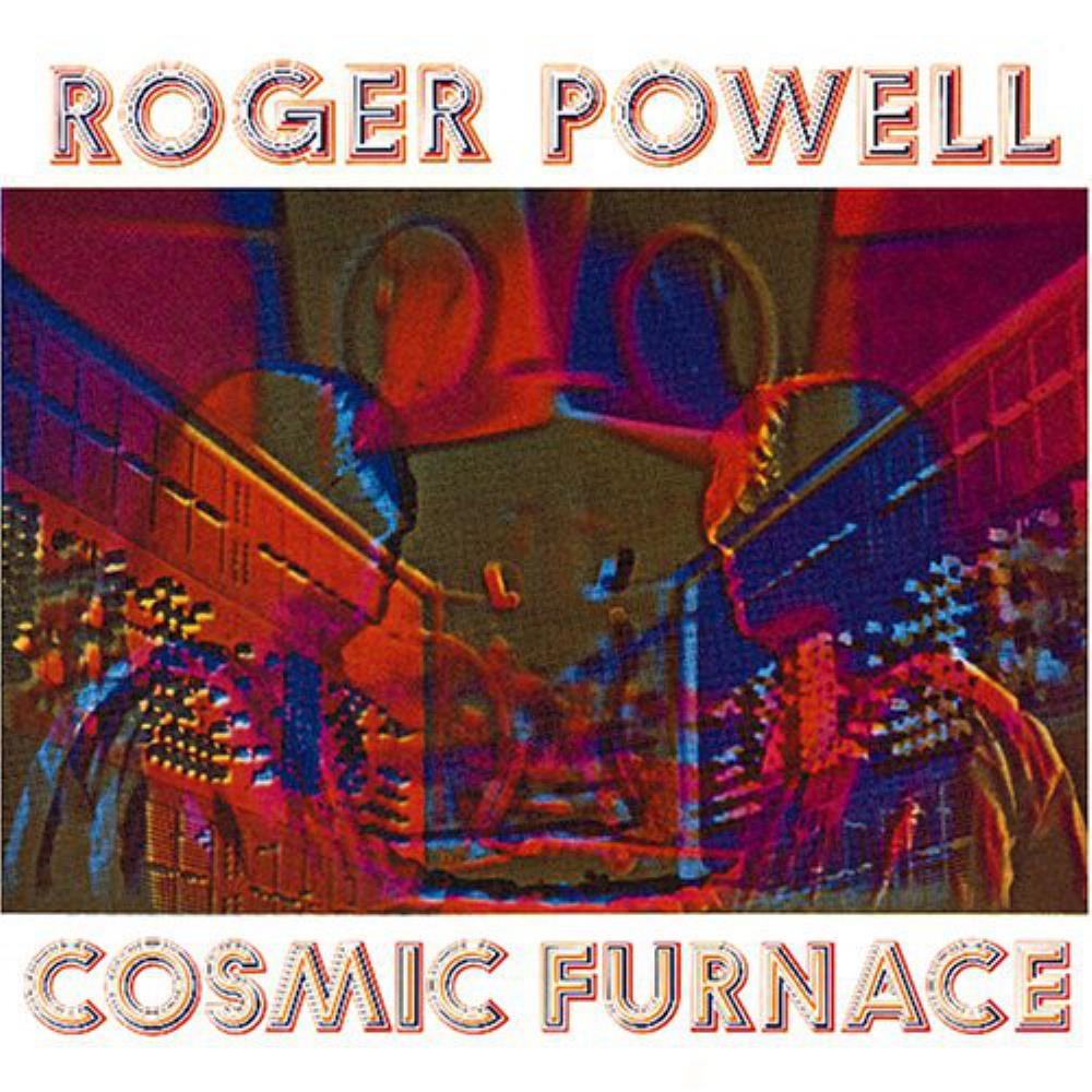 Cosmic Furnace by POWELL, ROGER album cover