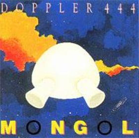 Mongol - Doppler 444 CD (album) cover