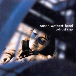Susan  Weinert Band - Point of View CD (album) cover