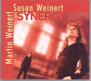 Susan  Weinert Band Synergy album cover