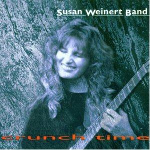 Susan  Weinert Band Crunch Time album cover