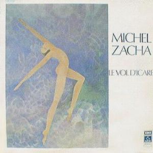 Michel Zacha Le Vol D'Icare album cover