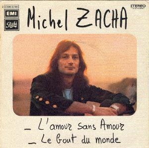 Michel Zacha L'Amour Sans Amour album cover