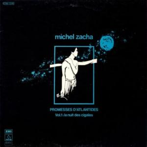 Michel Zacha La Nuit Des Cigales album cover