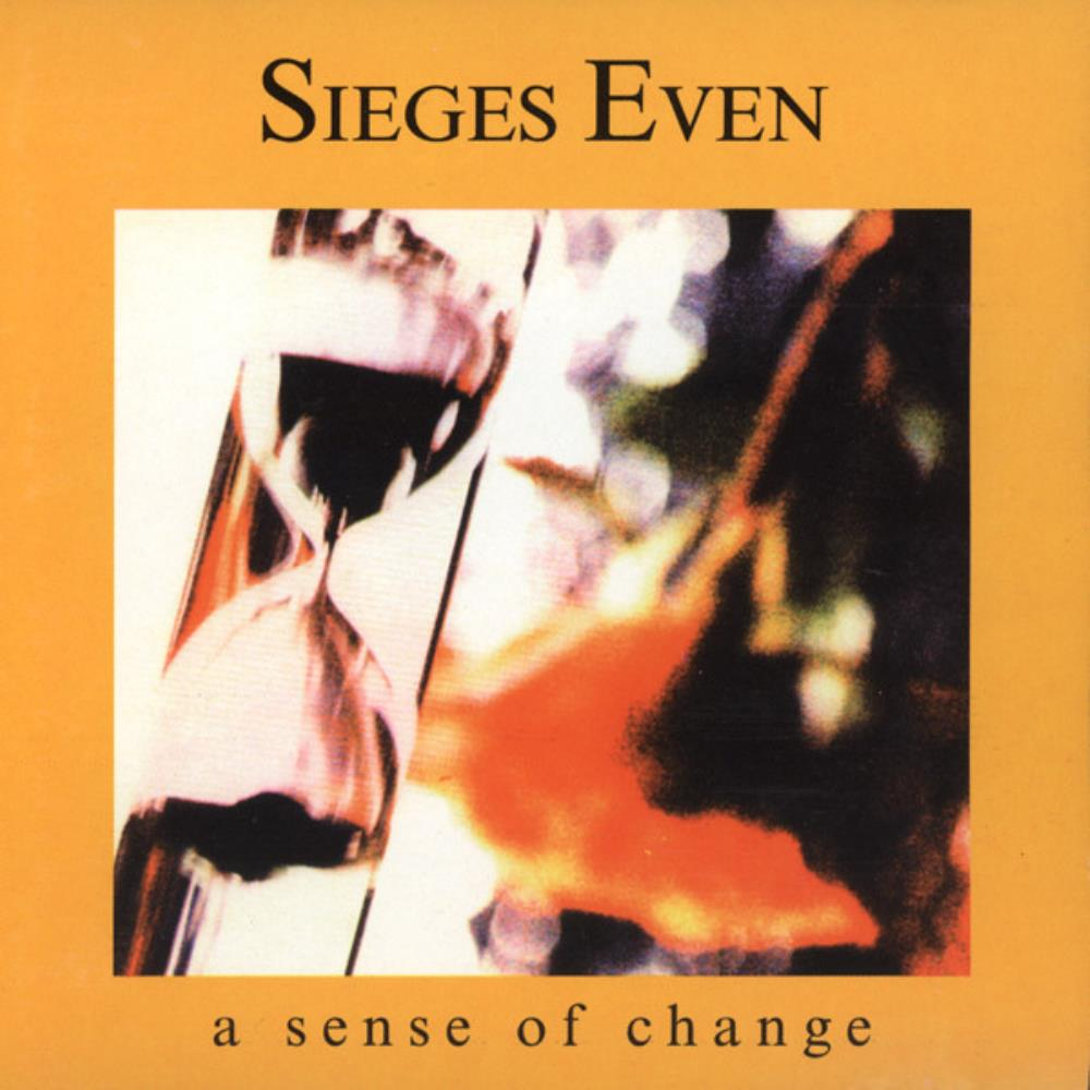 A Sense Of Change by SIEGES EVEN album cover