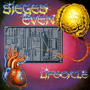 Sieges Even Lifecycle album cover