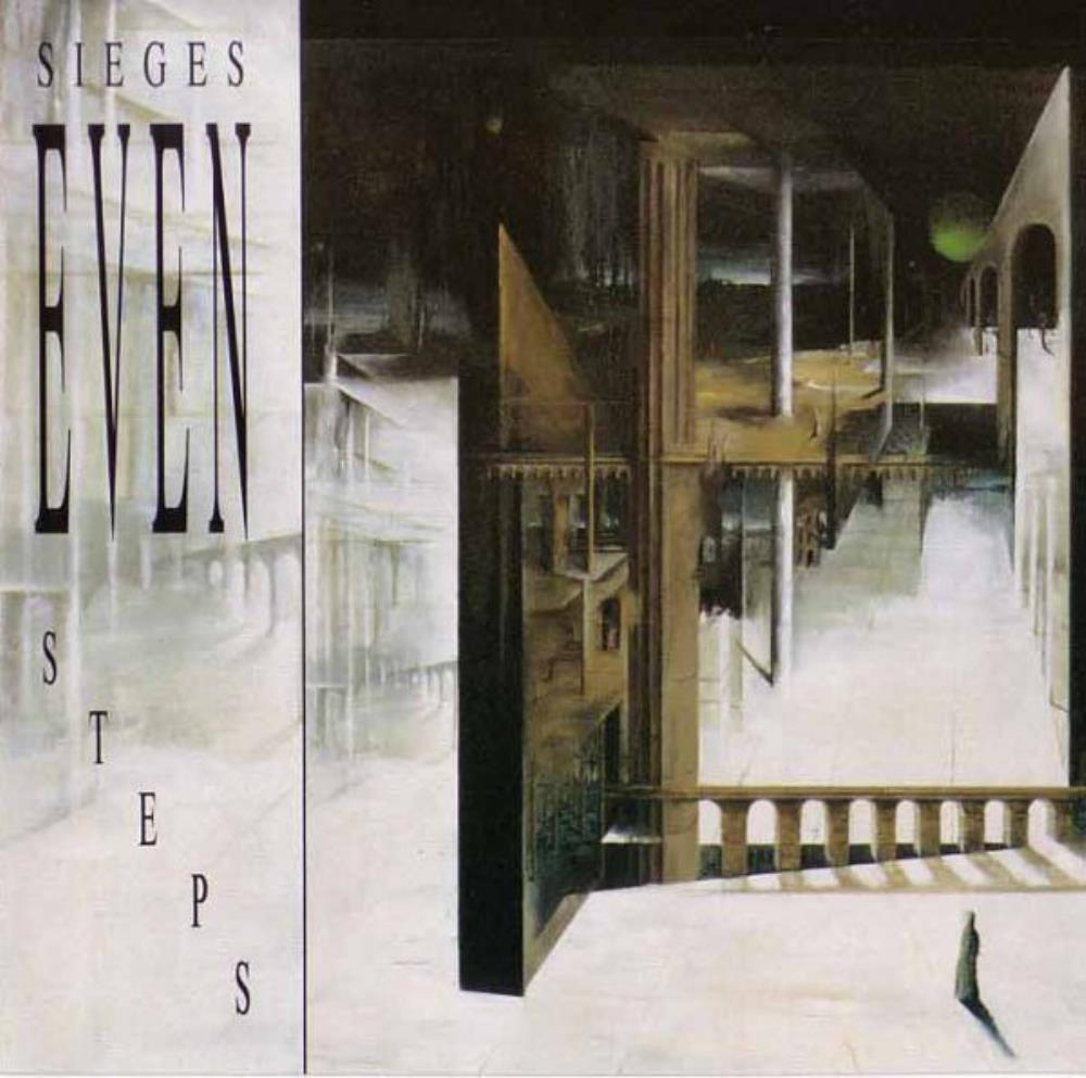 Sieges Even - Steps CD (album) cover