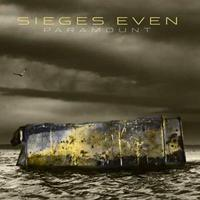 Sieges Even Paramount album cover