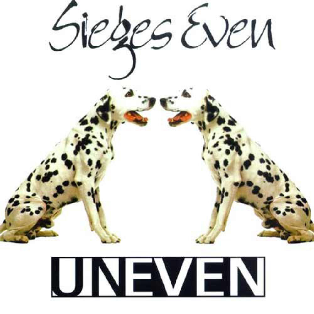 Sieges Even - Uneven CD (album) cover