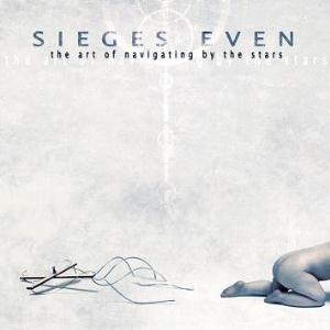 Sieges Even - The Art Of Navigating By The Stars CD (album) cover