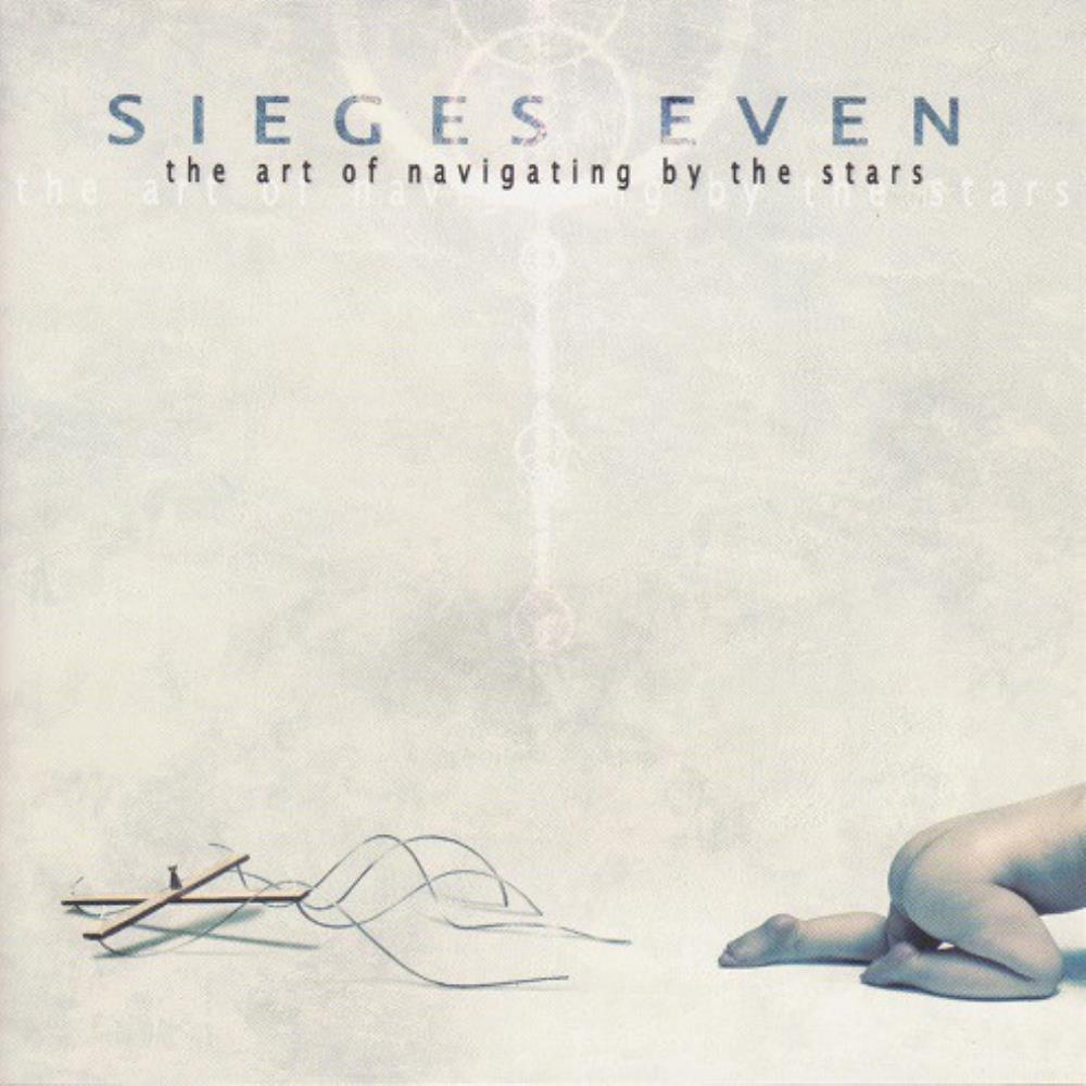 The Art Of Navigating By The Stars by SIEGES EVEN album cover