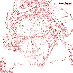 Daniel Bautista - Beethoven CD (album) cover